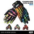 NEFF/ネフ メンズ スノーボード グローブ 15F72009 スノーグローブ 手ぶくろ てぶくろ 手袋 スノボ スキー 5本指 タッチパネル対応 男性用 人気 ブランド