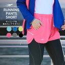 ランニング ショートパンツ レディース スポーツウェア フィットネスウェア ランニングパンツ ランパン ランニングウェア 短パン ジョギング マラソン 大きいサイズ ICEPARDAL/アイスパーダル IRP-1750 【ランナー応援】