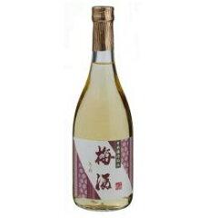 日本清酒リキュール千歳鶴 日本酒仕込み 梅酒 (720ml)【北海道】