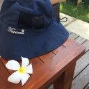 タバルア TAVARUA レディーススタンダードビーチハットワイドタイプ [TL1210] 日焼け防止 紫外線カット 海、プールで使える帽子 女性用 サーフハット ビーチハット