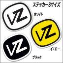 ボンジッパーアイコンステッカーサーフィングッズカー用品VONZIPPER ステッカーSサイズ【ボンジッパー】