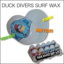 Duck Divers Surf Wax【ダックダイバーズサーフワックス】