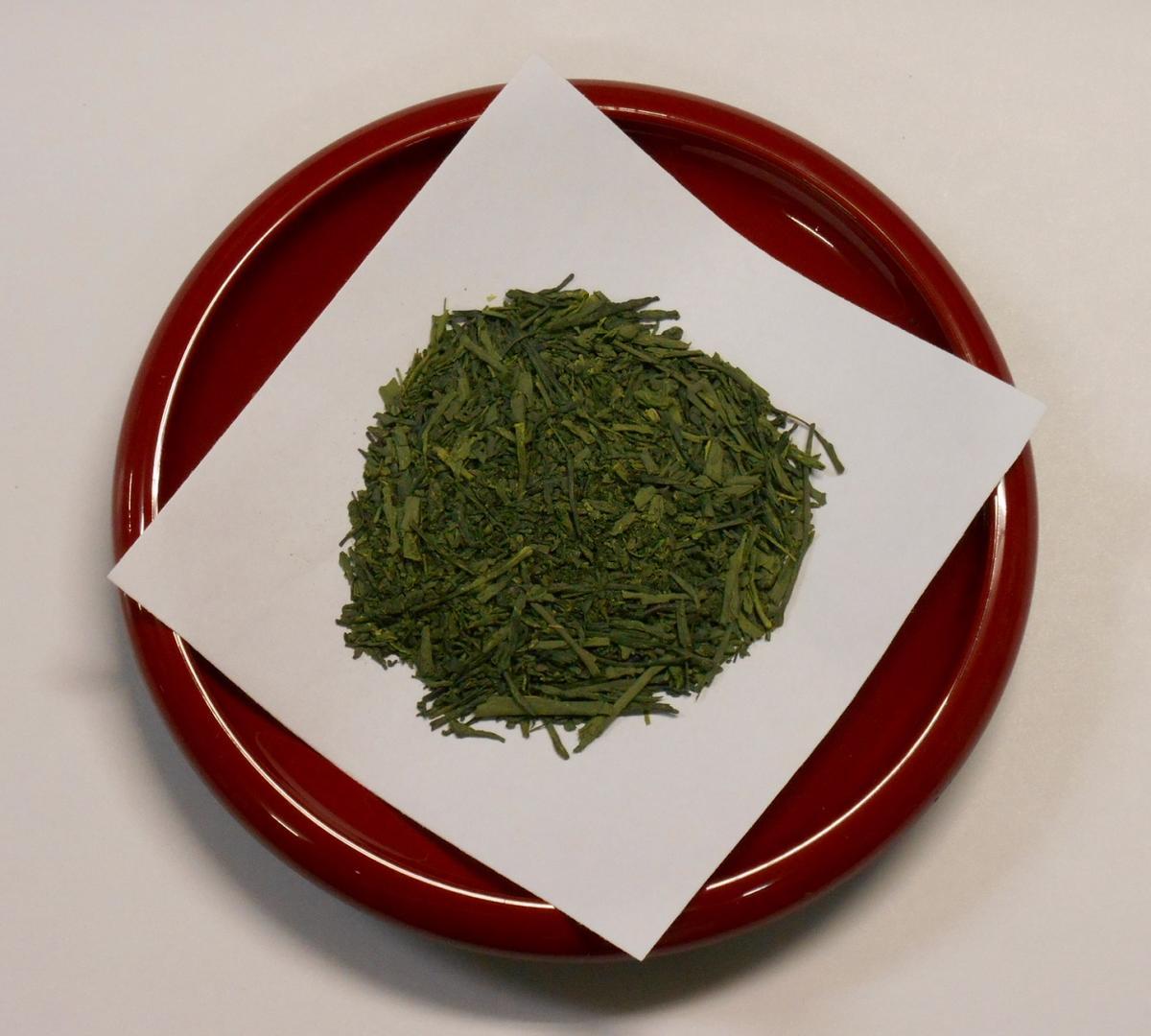 【鹿児島 煎茶】深みどり 抹茶入煎茶「緑」10...の紹介画像2