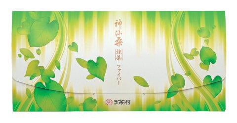神仙桑抹茶ファイバー (3g×30包入り) 食物繊維が豊富な桑の葉と緑茶、シモンをそのまま粉末にし、更に水溶性食物繊維とオリゴ糖をプラス! 桑の葉 桑の葉茶