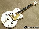 Gretsch(グレッチ) G6136-VLFT FSR White Falcon(ホワイトファルコン) 【シリアルNo:JT16062373/3.6kg】【店頭在庫品】