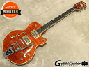 Gretsch G6659TFM Players Edition Broadkaster Jr. Center Block Single-Cut Bourbon Stain