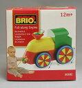 BRIO木製蒸気機関車30302