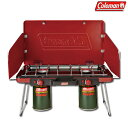 ショッピングストーブ コールマン(Coleman) ガスカートリッジストーブ パワーハウス LP ツーバーナーストーブ II(レッド) 2000021950 バーナー ストーブ ヒーター ツーバーナーストーブ キャンプ アウトドア