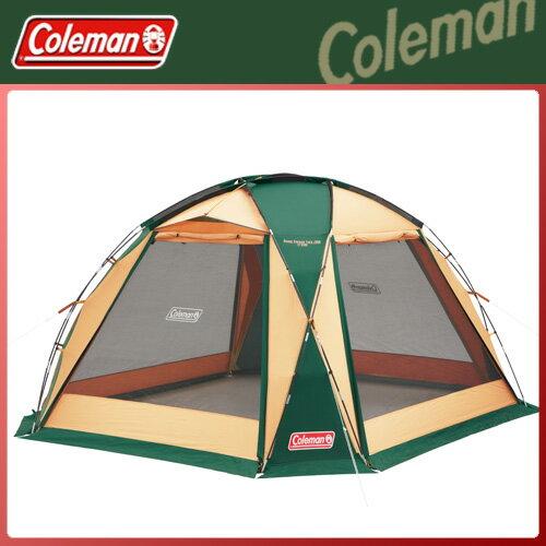 コールマン ドームスクリーンタープ/380 グリーン