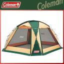 Coleman(コールマン) ドームスクリーンタープ/380(グリーン) テント タープ キャンプ アウトドア