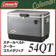 Coleman(コールマン) スチールベルトクーラー/54QT(コスメタリック) クーラーボックス 10P27May16