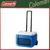 Coleman(コールマン) パーティースタッカーホイール付 50QT (ブルー) クーラーボックス 10P03Sep16 0824楽天カード分割