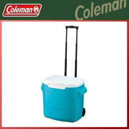 Coleman/コールマン/ホイールクーラー/28QT/(スカイブルー)/クーラーボックス