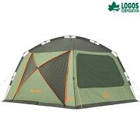 LOGOS(ロゴス) Q-PANEL iスクリーン 3535 テント タープ タープ キャンプ アウトドアの画像
