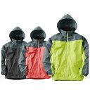 ロゴス(LOGOS) レインウェア 防水ジャケット ルディ 雨具 作業服 ジャケット ジャンパー キャンプ アウトドア