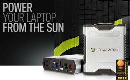 ゴールゼロ(GOALZERO)/シェルパ50/バッテリー/充電/リチウムイオン/キャンプ/ツーリング/災害/防災/モンベル/アウトドア