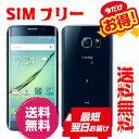 白ロム Galaxy S6 SCV31 AU 判定◯ 本体ブラック 中古 SIMフリー済み