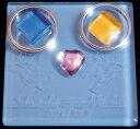ショッピングリングピロー リングピロー.名前彫刻入り高級ジュエリーケース入りガラスのリングピロー(ブルー)天使のラッパ(水色)【RCP】【TOKAI20140920】【10P20Sep14】