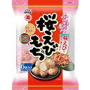 米菓 ふんわり名人 桜えびもち 60g×12袋 1箱 越後製菓