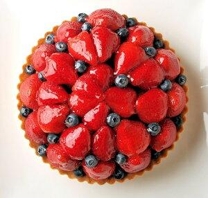 ブルーベリー バースデー サービス バースデイケーキ