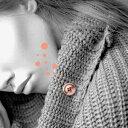 香るボタン型ピンズ「ALMA(アルーマ)」とBijou ブレンドオイル(アロマオイル)セット/アロマや香水を染み込ませ、お好みの場所に飾る香るアクセサリー 精密なアルミ削り出し 香水 アロマボタン 石井精工/aroma pins 想いを繋ぐ百貨店【TSUNAGU】