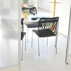 【送料無料】【4脚セット】ミーティングチェアメッシュ肘無しミーティングチェアスタック/GI-HT-7501メッシュチェアスタッキングチェアスタックチェア会議イス会議用椅子会議椅子会議室折りたたみZ-095312-C激安