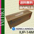【全員もらえるプレゼント♪】【送料無料】コニカミノルタ(Konica Minolta)IUP-14M イメージングユニット マゼンタ国内純正品