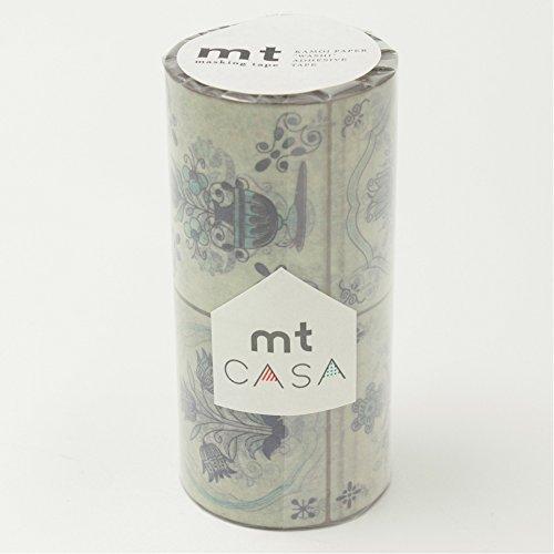 カモ井加工紙 MT CASA タイル フラワー MTCAS013