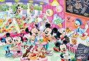 テンヨー 60ピース 子供向けパズル ディズニー アイスクリームショップでさがそう 【チャイルドパズル】