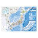 東京カート 日本地図 A2