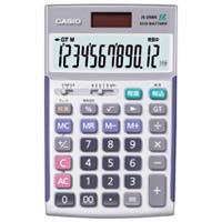 カシオ計算機 実務エコ電卓 JS−20WK