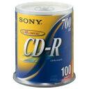 SONY CD−R [700MB] 100CDQ80DNS 100枚
