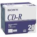 SONY CD−R [700MB] 20CDQ80DNA 20枚
