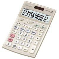 カシオ計算機 本格実務電卓 JS-20WK-GD(10セット)