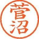 シヤチハタ ネーム6既製 XL-6 1313 菅沼(5セット)