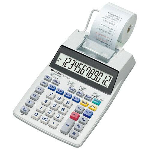 シャープエレクトロニクスマーケティング プリンター電卓 EL-1750V 4974019934662(10セット)