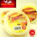 大特価品! YGK ヨツアミ Frontier Disk300m/フロンティア ディスク300m 失透イエロー 1.5号/6lb ナイロンライン アジング ソルトウォーター メバリング ライトソルト (代引き不可商品/同梱発送可)