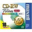 【J-294688】【日立マクセル】CD−RW <700MB> 80PW.S1P10S 10枚【メディア】