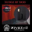 訳あり Wotofo NUDGE BF mech BOX MOD 【ナッジMOD】メカニカルBOX MOD 保護機能付き。[F-9]