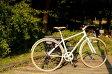 HANWA WACHSEN<ヴァクセン> WACHSEN 700C アルミクロスバイク Reise(リーゼ) BR-700 【RCP】 02P03Dec16