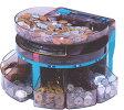 エンゲルス 電動小型硬貨選別機 コインソーターSCS-200 【送料無料】 【RCP】 02P18Jun16