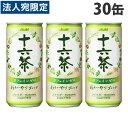 アサヒ 十六茶 245ml×30缶 缶 お茶 ノンカフェイン