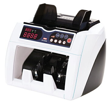 紙幣計数機【ダイト】DN-600A(ホワイト)