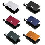 アルミ仕様の パンチ ミスターパンチ MR.PUNCH 穴あけ枚数:10枚 MRP-10【カール事務器】 6色からお選びください。