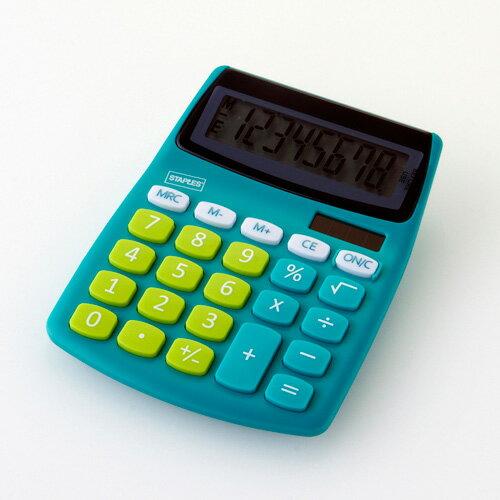 中型電卓【STAPLES】SPL-230SC3-JP SPL-230-JP※メーカー製造中止予定在庫切れの場合はご了承ください。