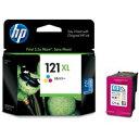 IJカートリッジHP121 カラー増量 CC644HJ【HP】