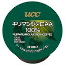 ショッピングコーヒー #Kカップ キリマンジァロAA100% 8g×12個【UCC】※軽減税率対象商品