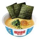 日清麺ニッポン 横浜家系ラーメン 12個 【日清食品】TYI