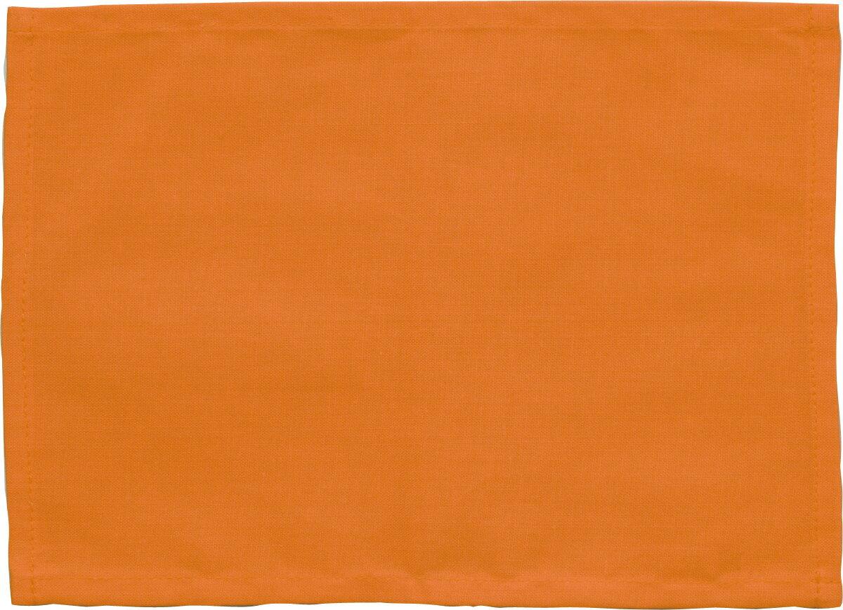 △ゼッケン オレンジ