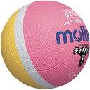 ライトドッジ1号球 緑×ピンク SLD1MP【モルテン】